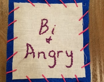Bi and Angry Patch