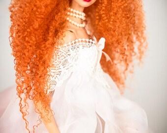 Merida (wig for Fashion dolls)