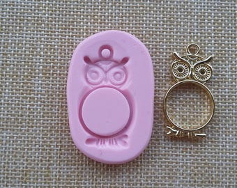 Mold silicone rubber for resin OWL bezel