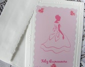 QUINCEANERA Card created by Pam Ponsart of Pam's Fab Photos for Teenage Latina's Quince Anos Celebration