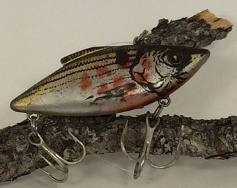 FISHING LURE, VINTAGE, 40 Years Old +