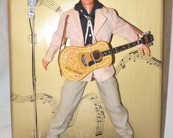 """Vintage Elvis Presley Doll, TEEN IDOL, 1993 Hasbro 12""""...It's Now or Never!! NIB"""