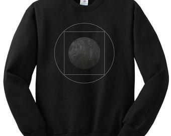 BLACK HOLE pullover sweatshirt **Free Shipping**