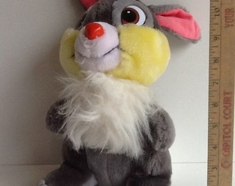 Vintage Sears Disney THUMPER (Bambi) Large Plush