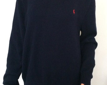 Polo Sweater Blue Ralph Lauren