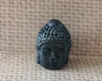 Dolls House Miniature Garden Buddha Statue