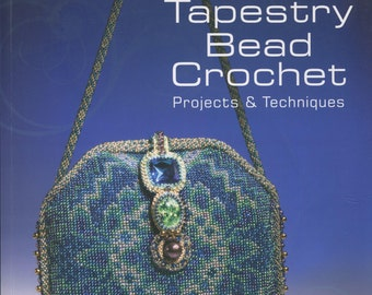 Tapestry Bead Crochet, purses, bags, pouches, jewelry, home decor, wall hangings, beading