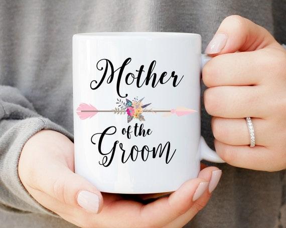 Mother of The Groom Mug, Mother of the Bride Gift, Custom Parents Mug, Wedding Thank You Gift, Parents Wedding Mug, Parents Wedding