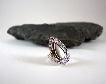 OTTOMAN RING / / silver plated ring/Turkish jewelry/Christmas gift/gift for her / special gift