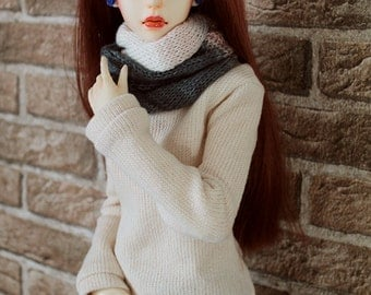Knitted Sweater for SD 1/3 BJD