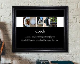 Volleyball Coach Print, Coach Print, Coach Sign, Coach Gift, Volleyball Coach Gift, Inspirational Quote, Volleyball