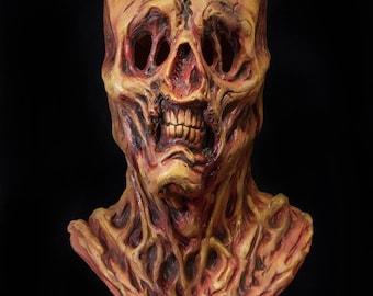 ROT,  Horror mask, zombie mask,