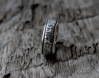 God bless you / viking jewelry / silver viking jewelry / rune viking jewelry