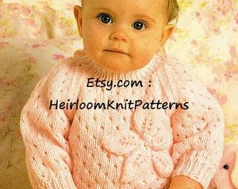 8d47a38ed Baby Knitting Pattern K3118 Babies Cardigans   Jumper Knitting ...