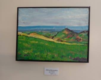 Hills of Shropshire