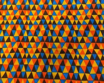 SALE!!!  Lillestoff fabric, organic cotton knit, geometric print fabric, leggings fabric, t-shirt fabric, beanie fabric, knit fabric