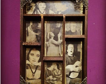 The Munsters Family Mod.2 Cabinet of curiosities