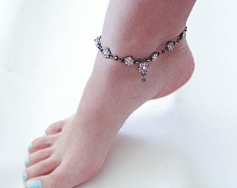 Sexy Foot Jewelry Etsy