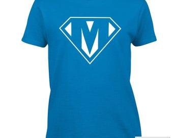 Supermom Shirt / Super Hero / Shirt for Mom / Super Mom / Moms a Hero / Superwoman / 121