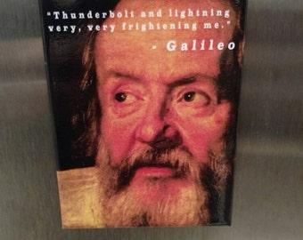 Thunderbolt and Lightning - Galileo Meme 2.5 x 3.5 Magnet