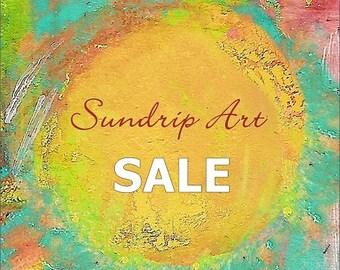 Art Sale Coupon Code ArtForArtSale17 25% off store wide savings until August 4th