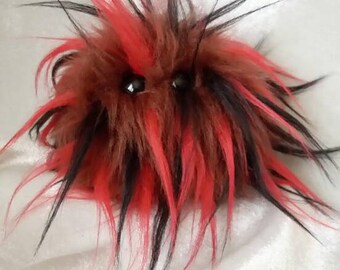 Flame the tribble (One of a kind)