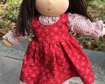 Waldorf Doll 16 inch Waldorf inspired Noble Doll Jane