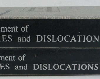 vintage medical textbooks, The management of Fractures and Dislocations, 1959, free shipping, from Diz Has Neat Stuff