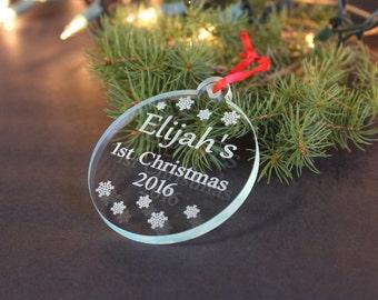 Keepsake Christmas Ornament, Christmas, Ornament, Christmas Gifts, Tree Decorations, Decorations, Baby's First Christmas, Gift