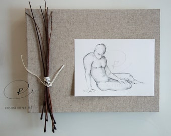 Original male nude art, pencil drawing, nude art, nude male drawing, nude, nude pencil  , pencil art, art drawings, male nude art, original