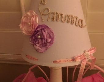 """Personalized with name """"Emma"""""""