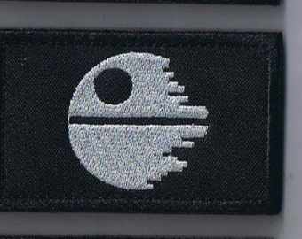 Death Star Star Wars Imperial Velcro Clothing Patch