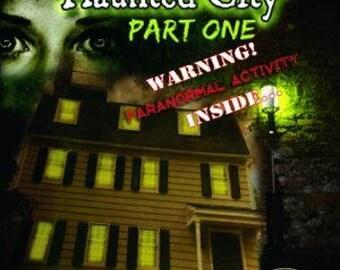 America's Most Haunted City Film -- DVD & CD Soundtrack