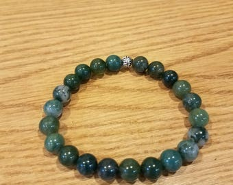 Moss Agate Solid