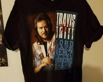 1993 Travis Tritt tour shirt
