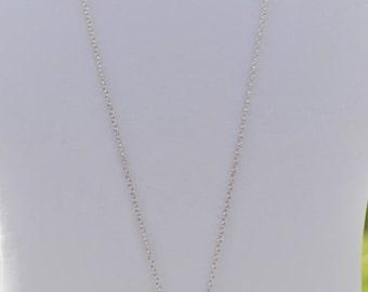 Black Onyx Necklace - Onyx Cluster Necklace - Teardrop Cluster Necklace - Onyx Stone Necklace - Sterling Silver Necklace - SweetVintageTX