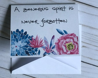 Generous Spirit