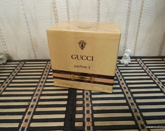 Gucci parfum N.1 15ml. Perfume Vintage