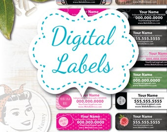 labels, stickers, Product Labels  - DIGITAL FILE, plexus label, plexus swag, plexus sticker, Printed Labels, pink drink label