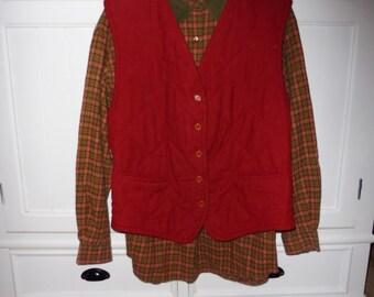 Shirt and vest DANIEL HECHTER size 42 en - 1980s