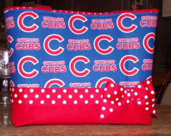 MLB Chicago Cubs Purse