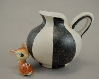 Vintage vase/jug / ES Keramik / 617 10 | West Germany | WGP | 50s