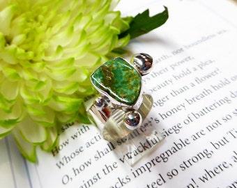 Manassa Turquoise Ring