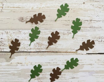 Oak Leaf Confetti