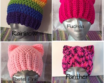 Pussy Hat- Any Color