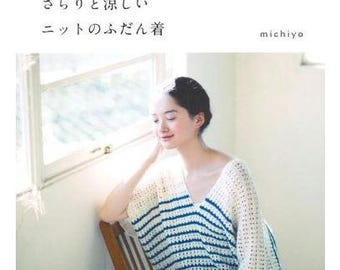 A lcool knit Daily wears by Michiyo - japanese knitting book