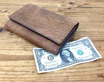 Sale!!! Women's Leather Wallet, Leather Wallet woman, Brown wallet, Women's Leather Purse, Womens Purse, wallet women, one of a kind