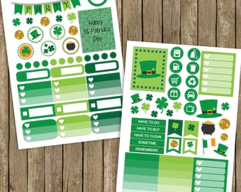 day planner stickers etsy