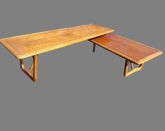 Rare Vintage Mid-Century Lane Boomerang Coffee Table.  PRICE CUT!
