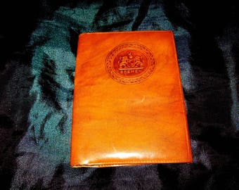 Vintage Germany real leather Wallet/purce